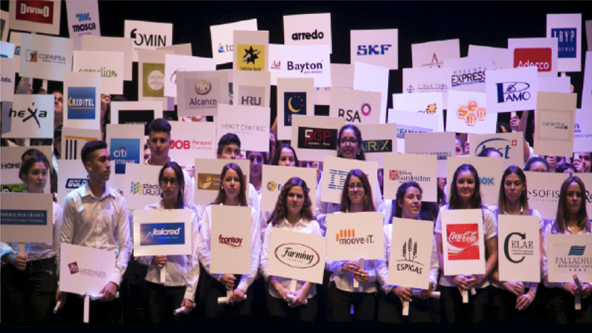 Estas son las empresas que fueron premiadas por Fundación Forge…