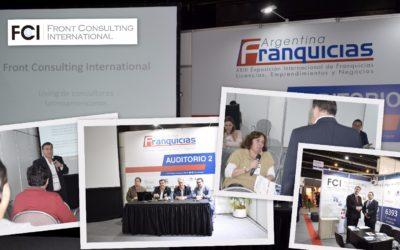 Svet presentó ventajas de Uruguay en el living de consultores internacionales en la Expo Franquicias Argentina