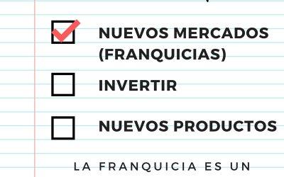 La Franquicia como modelo de crecimiento