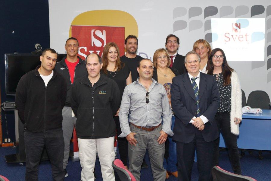 Antel y Svet Estudio Contable brindaron una exitosa conferencia para PYMES