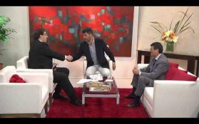 Entrevista al Cr. Alexei Yaquimenko y al Ec. Pablo Moya con motivo de la Ley de Inclusión Financiera