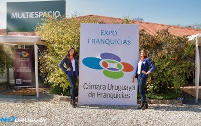 La Cámara Uruguaya de Franquicias inauguró su Multiespacio en la Expo Prado 2018