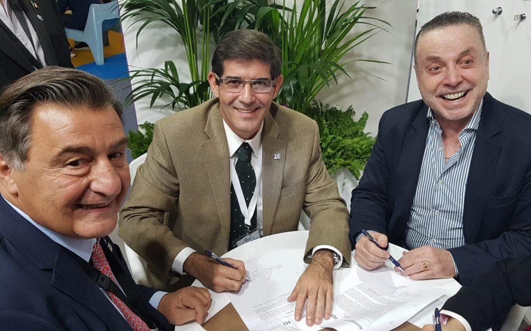 CONTINÚA LA EXPOFERIA DE FRANQUICIAS DE MADRID CON IMPORTANTES ALIANZAS REALIZADAS POR SVET