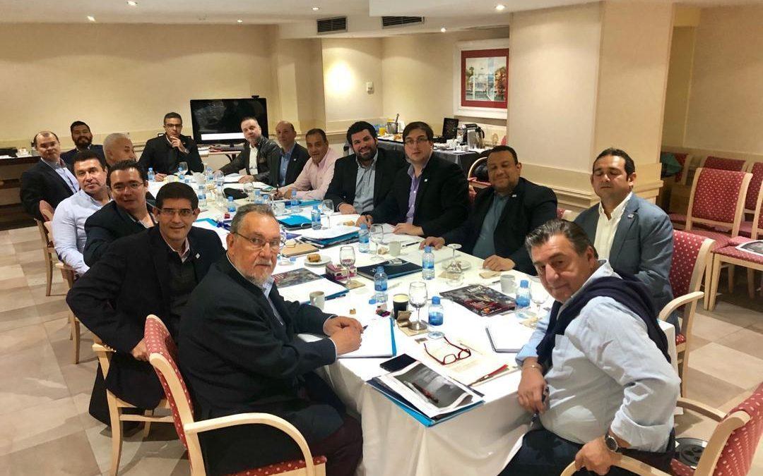 FINALIZÓ LA VII CONVENCIÓN DE FRONT CONSULTING INTERNATIONAL (FCI) CON EXITOSA PARTICIPACIÓN DE SVET POR URUGUAY