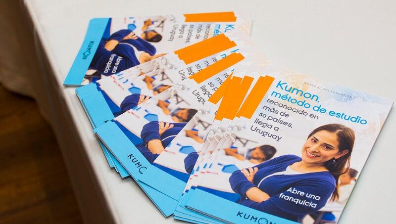 Kumon espera tener en Uruguay 20 centros educativos para los próximos cinco años