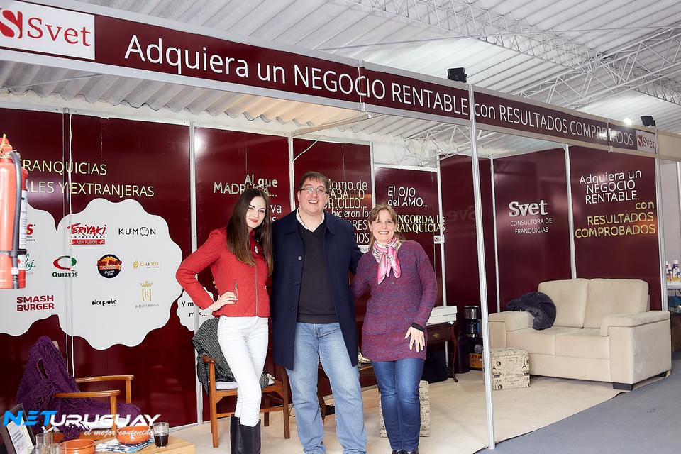 Estudio SVET está presente en la 114a. Expo Prado, el evento empresarial más importante de Uruguay