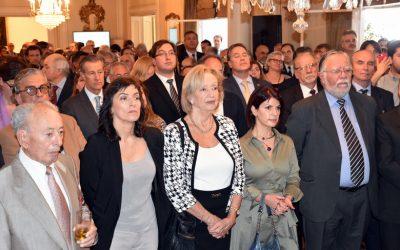 Directores de SVET fueron invitados a la Fiesta Nacional de España