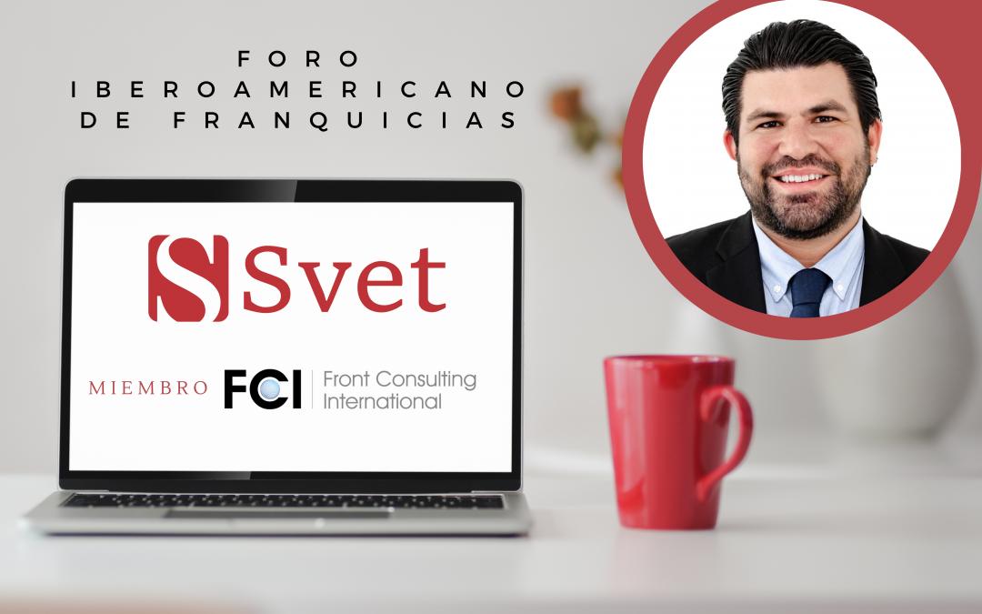 Estudio Svet realiza el primer Foro virtual Iberoamericano de Franquicias en Uruguay