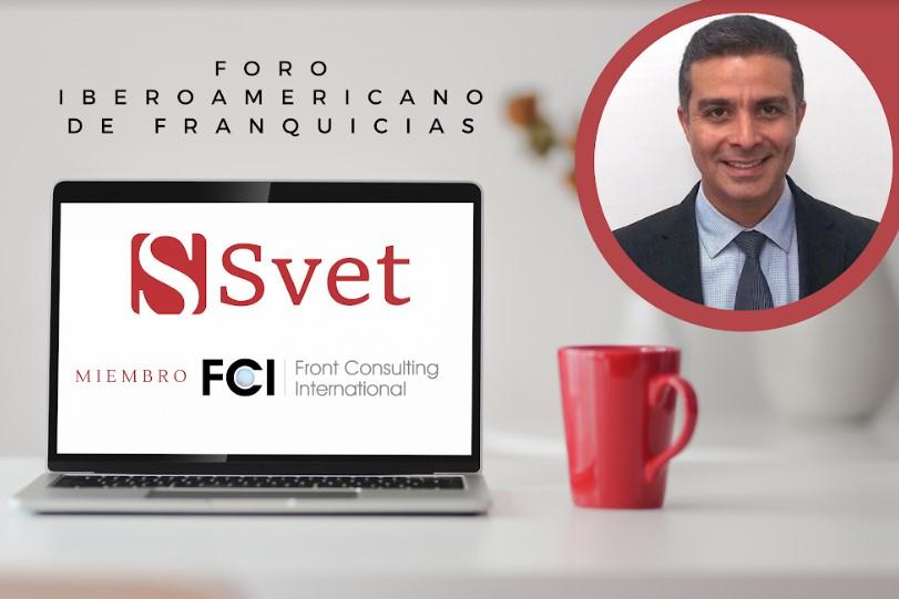 Organizado por Estudio SVET, el MBA Fernando Portillo brindó una conferencia en el Foro Iberoamericano de Franquicias de Uruguay