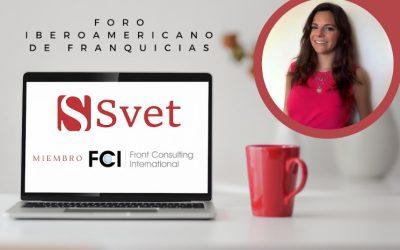 Webinar a cargo de la Lic. María Betero sobre «Comunicación Efectiva de Moda» organizado por Estudio Svet