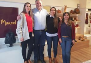 MARCEL CALZADOS inaugura una nueva etapa en Salto a través de la franquicia como modelo de negocios