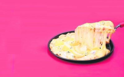 La pizza con más queso crece con franquicias