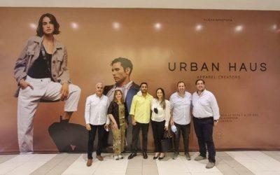 Cada vez más tela para cortar (Urban Haus se expande en siete nuevos países)